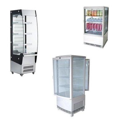 Kühlvitrinen / Getränke & Co