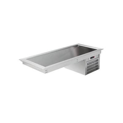 Einbaugeräte / Drop in - Kühlplatten