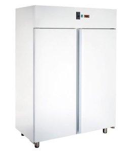 GGG Backwarentiefkühlschrank 1400 Liter, Weiß / 1420x800x2100mm