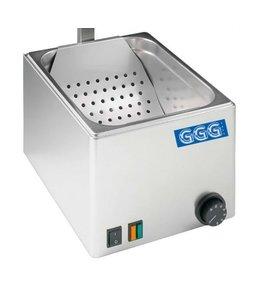 GGG Frittenwärmer / Frittenwanne - Tischmodell / B270xT330