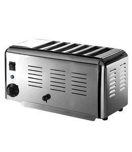 Ristormarkt Toaster für 6 Scheiben