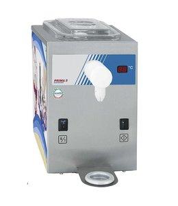 Mastro Sahnemaschine Kapazität 4 Liter, Produktion 100 Liter/ Stunde