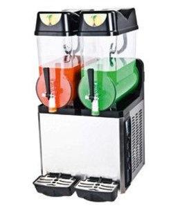Slush Ice Maschine SV2 / 2x 12 Liter
