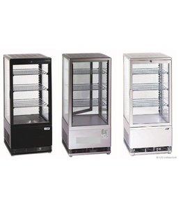 KBS Gastrotechnik Minikühlvitrine / Aufsatzkühlvitrine