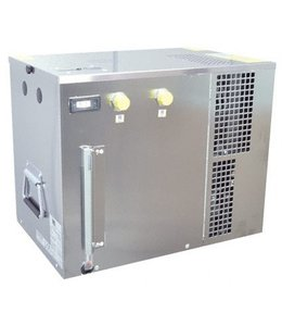 Oprema Nasskühlgerät 2-leitig, 60 Liter/h Kombikühlgerät, Begleit- u. Durchlaufkühlung