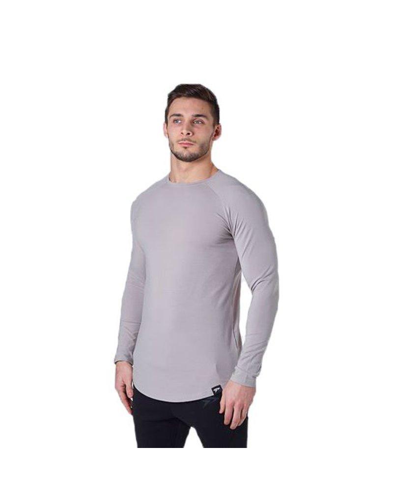 Physiq apparel Lifestyle longsleeve - Taupe grey