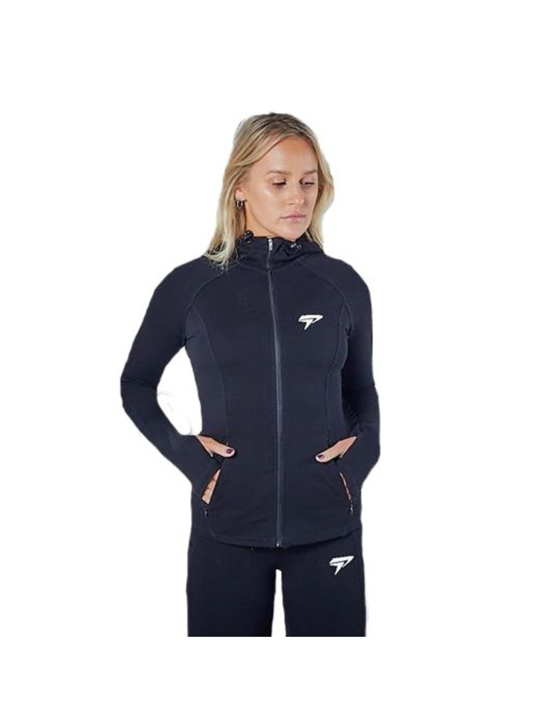 Physiq apparel Sculpt hoodie - black