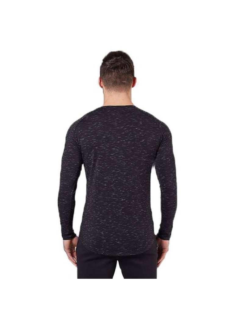 Physiq apparel Lifestyle longsleeve - Black haze