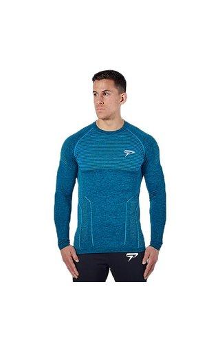 Physiq apparel Hyperknit 2.0 longsleeve - electro blue