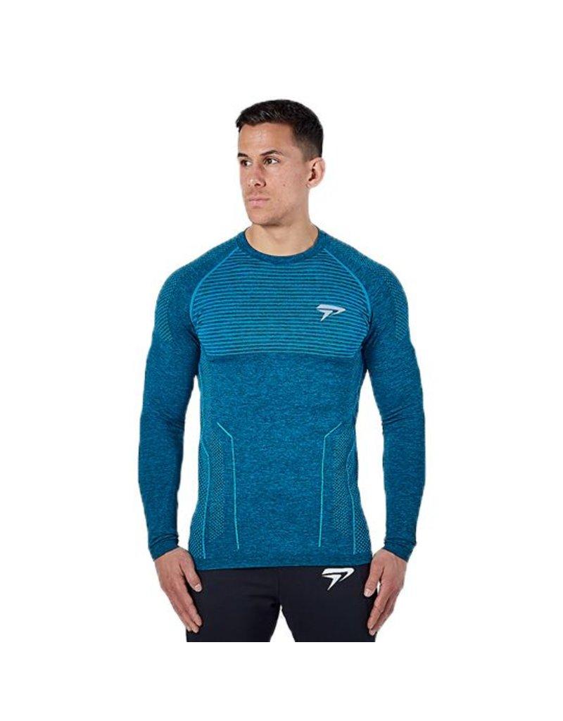 Physiq apparel Hyperknit longsleeve 2.0 - electro blue
