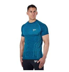 Physiq apparel Hyperknit 2.0 Tshirt -electro blue