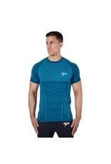 Physiq apparel Hyperknit 2.0 T-shirt - electro blue