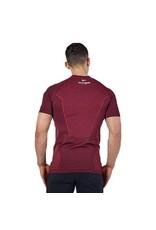 Physiq apparel Hyperknit 2.0 T-shirt - port red