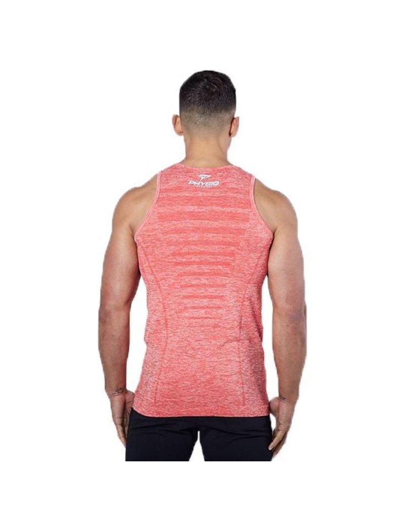 Physiq apparel Hyperknit tanktop - crimson