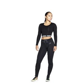 Pursue Fitness Slim stretch jogger - black