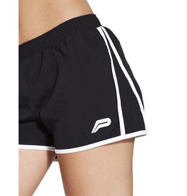 Pursue Fitness Retro track short - black