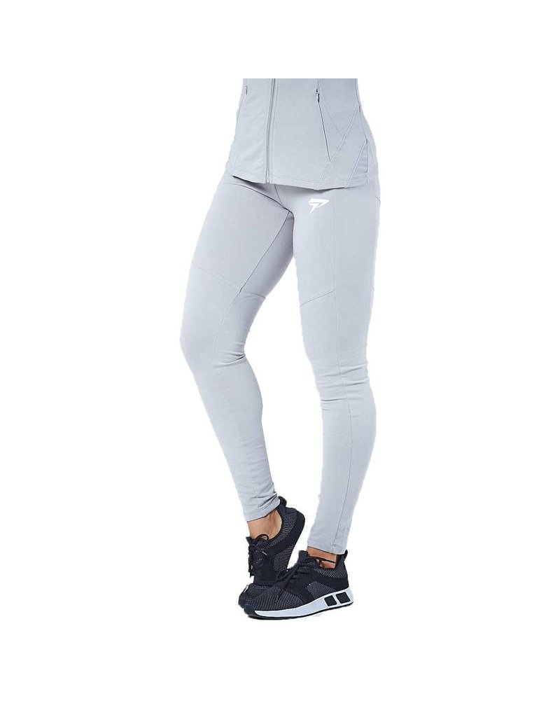 Physiq apparel Sculpt fitted bottom- mist grey