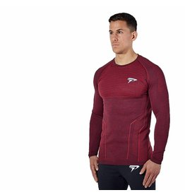 Physiq apparel Hyperknit 2.0 longsleeve - port red