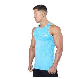 Physiq apparel Hyperknit tanktop - aqua