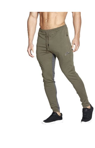 Pursue Fitness Pro-Fit tapered bottom - khaki/grey