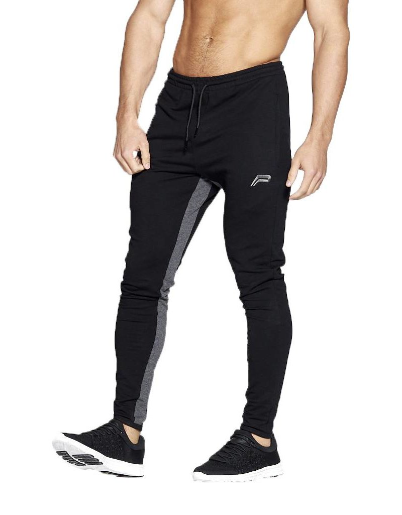 Pursue Fitness Pro-Fit tapered bottom - black/grey
