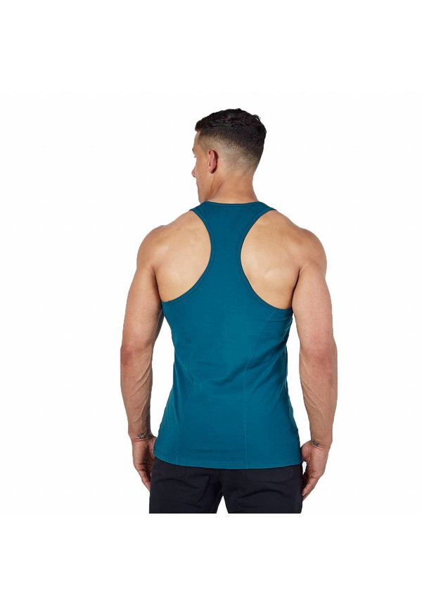 Essential stringer - teal