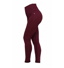 MFITsports High waist shaper sportlegging - burgundy