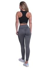 MFITsports High waist shaper sportlegging - grey