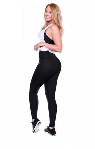 MFITsports High waist shaper sportlegging - black