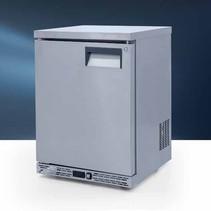 Iceinox minivrieskast 140 liter RVS