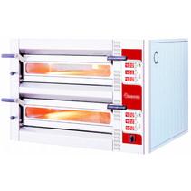 Rinnova Elektrische pizzaoven 2x62x62cm
