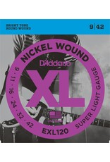 DAddario Nickel Wound XL