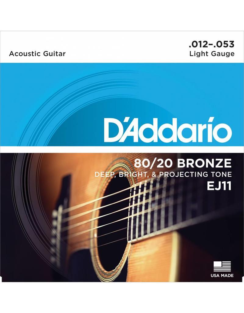 DAddario 80/20 Bronze