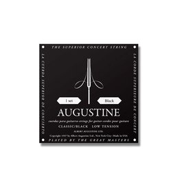 Augustine Classic/Black, Low Tension