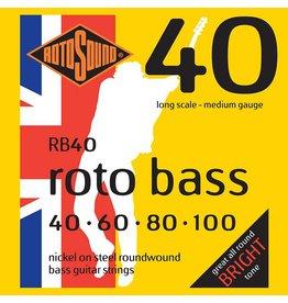 Rotosound Roto Bass, 40-100, RB40