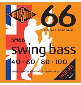 Rotosound Swing Bass, 40-100, SM66