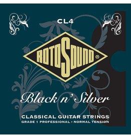 Rotosound Black & Silver CL4