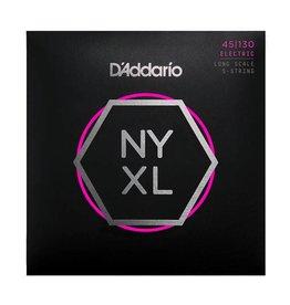 DAddario Long Scale 5 String, NYXL45130