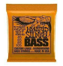 Ernie Ball Hybrid Slinky Bass, 2833