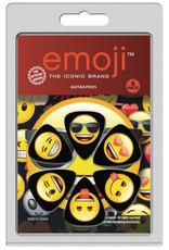 Perri's Emoji Picks, 6 Pack, LP-EMO1