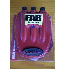 Danelectro FAB Pedal Distortion