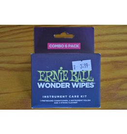 Ernie Ball Wonder Wipes