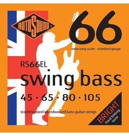 Rotosound Swing Bass 45-105, RS66EL