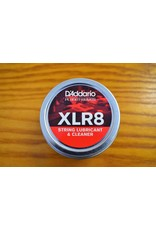 DAddario Planet Waves XLR8 String Lubricant/Cleaner, PW-XLR8-01