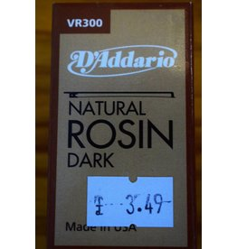 DAddario Natural Rosin, Dark
