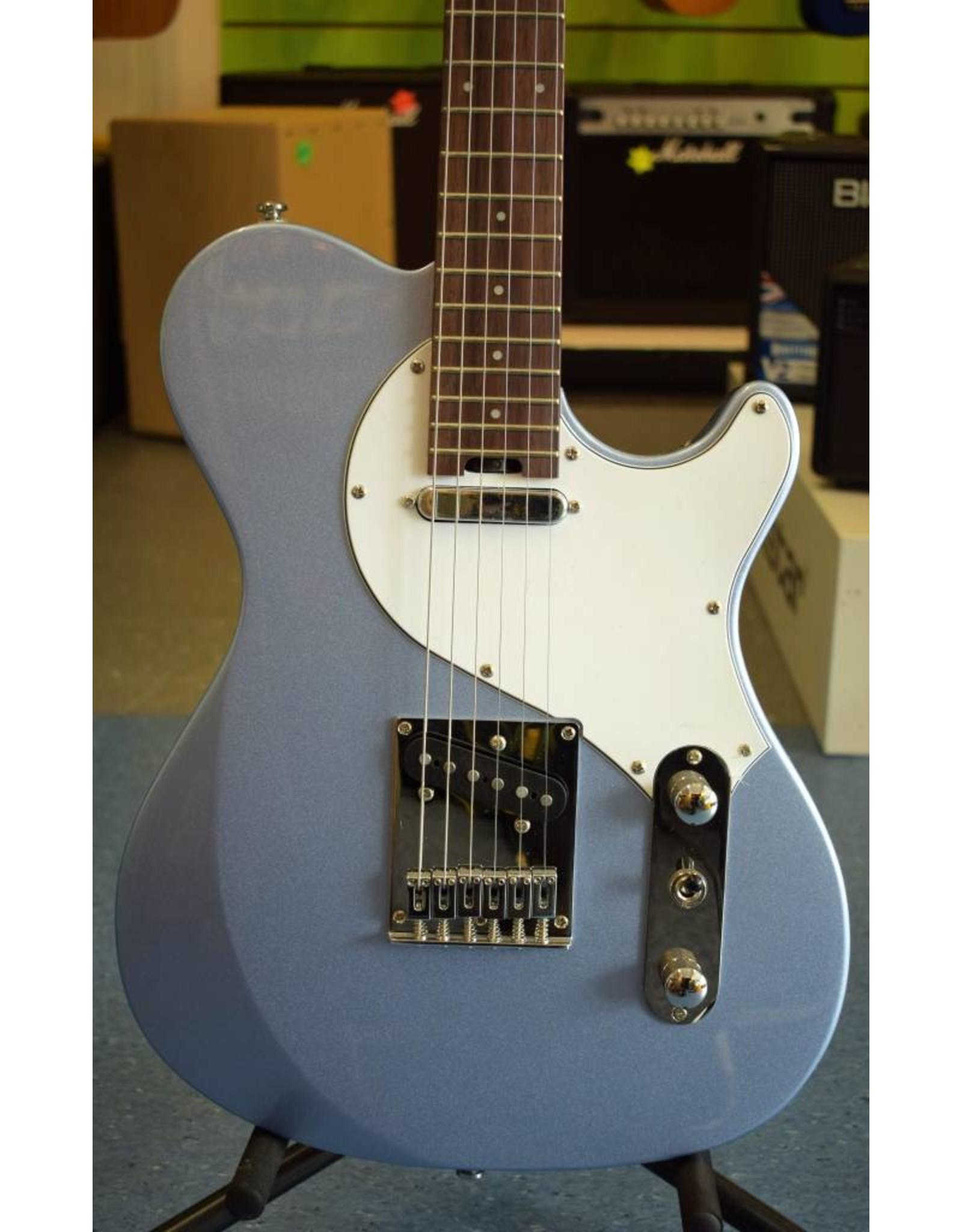 Cort Manson Classic TC, Blue Ice Metallic