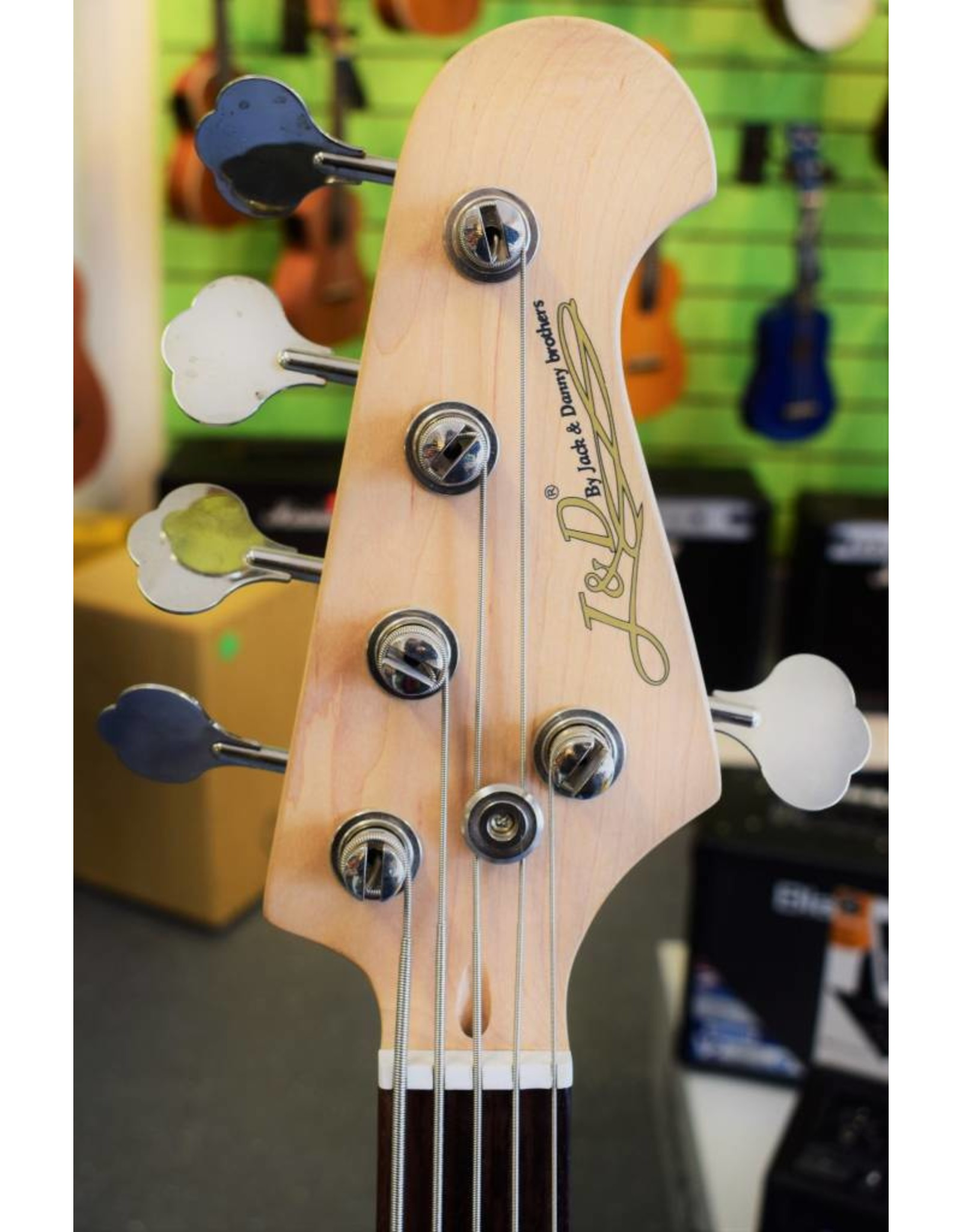 J&D 5 String JB