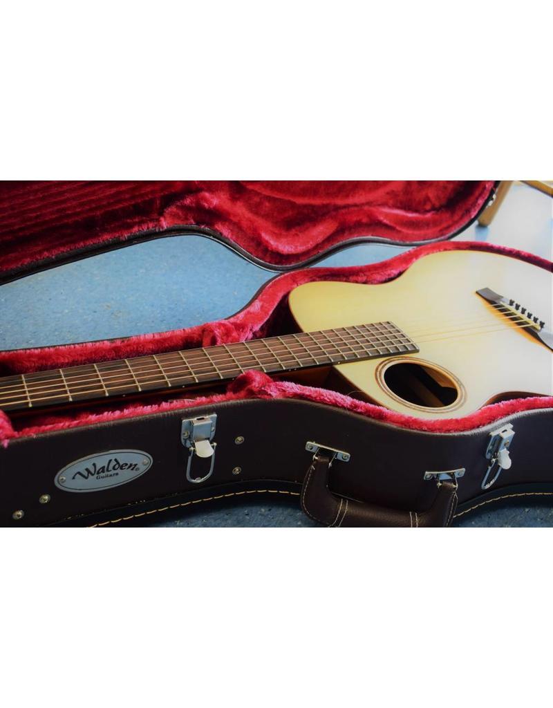 Walden Baritone Guitar, B-1, Pre-Owned, inc case