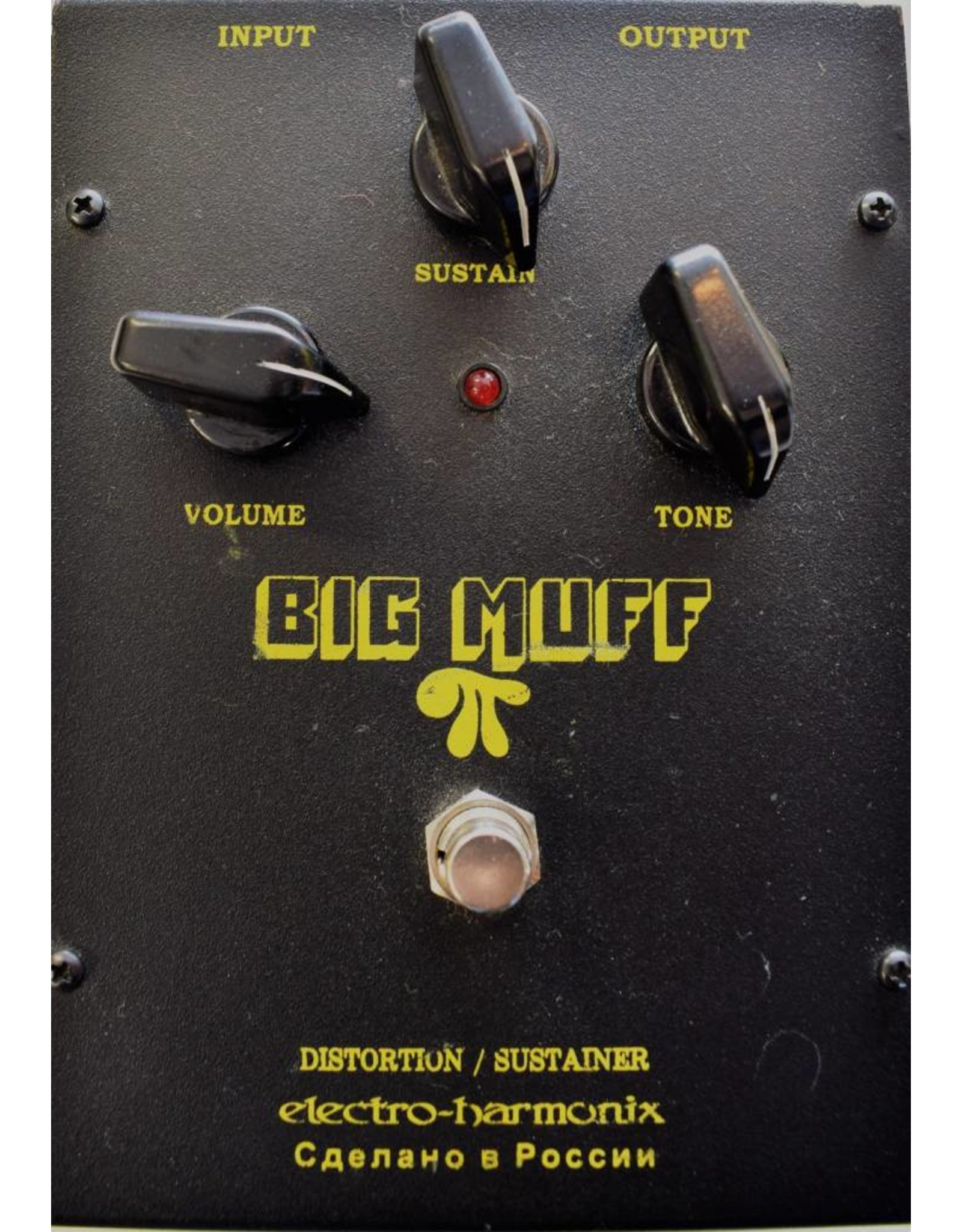 Big Muff Electro-Harmonix, Distortion/Sustainer, Pre-Owned