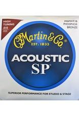 Martin & Co Phosphor Bronze, High Tuning, MSPHT10
